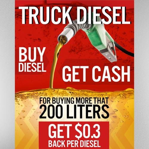 Truck Diesel
