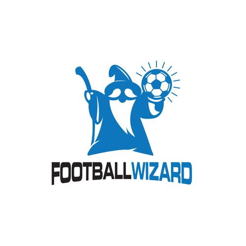 logo football wizard