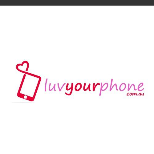 Logo for mobile phone retailer.