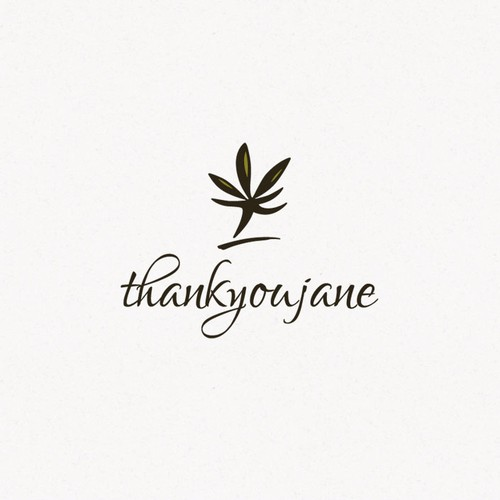 Logo for a Cannabis (CBD) online shop.
