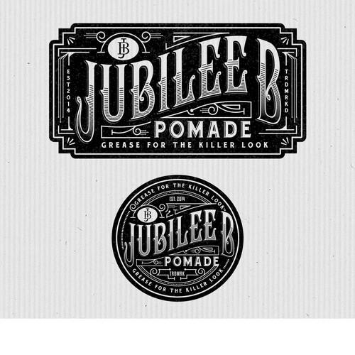 Logo Design for Pomade company