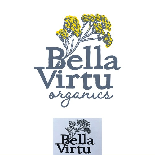 Bella Virtu Organics Logo