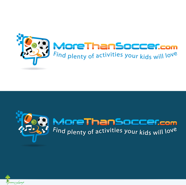 Logo needed for new site - MoreThanSoccer.com