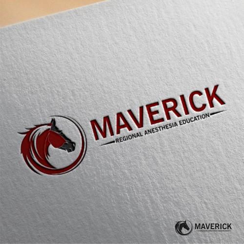 logo for a medical training company