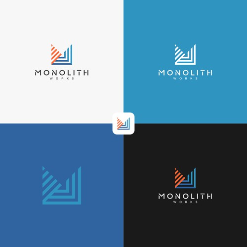 Logo for Monolith Works