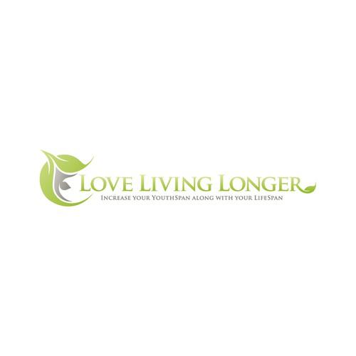 logo for Love Living Longer