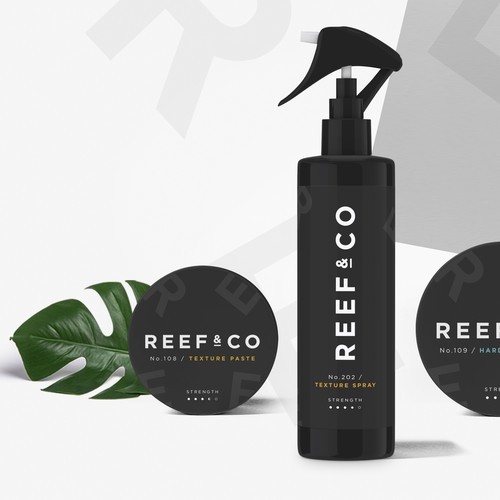 Haircare, Packaging & Branding