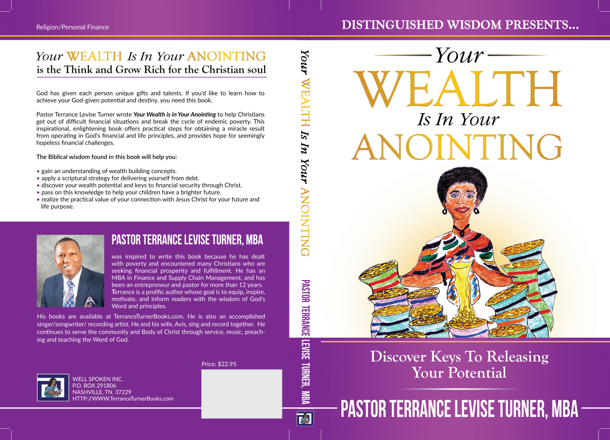 Final Updates-Your Wealth Is In Your Anointing