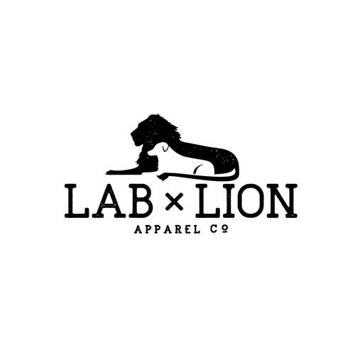 Striking, Vintage inspired logo for a dog lovers brand