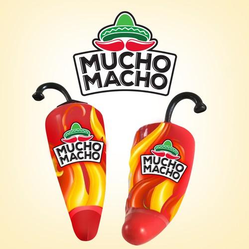 Mucho Macho Logo