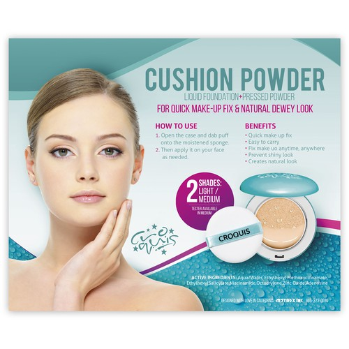 FLYER CUSHION POWDER