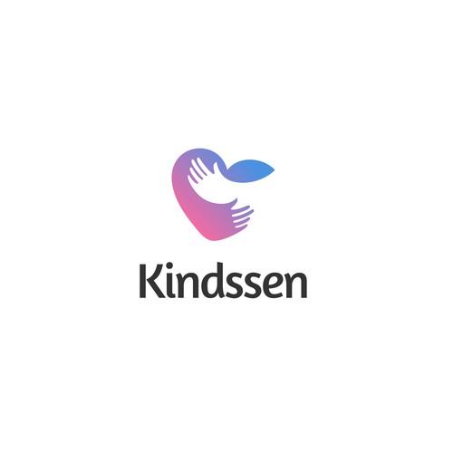 Kindssen Logo Design