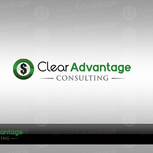 Clear Advantage Consulting needs a new logo