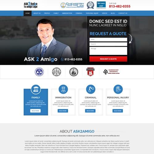 Ask2Amigo Website Project