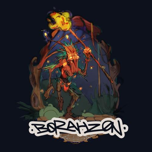 Concept album cover