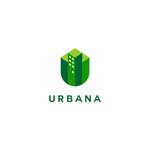 Unused logo of Urbana