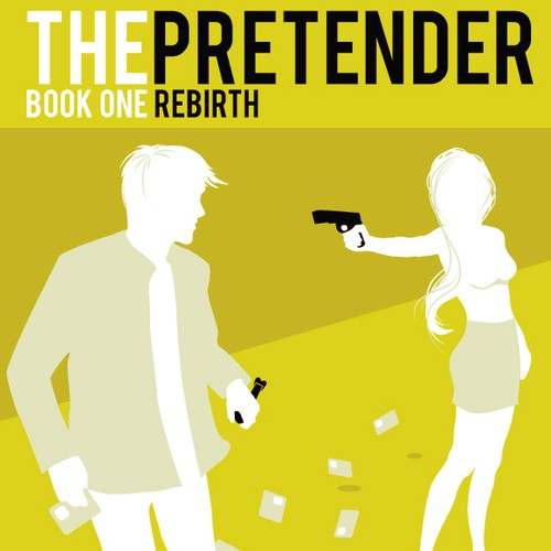 Book cover for The Pretender