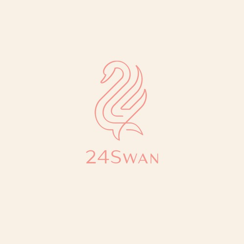 Feminine Logo for Beauty care