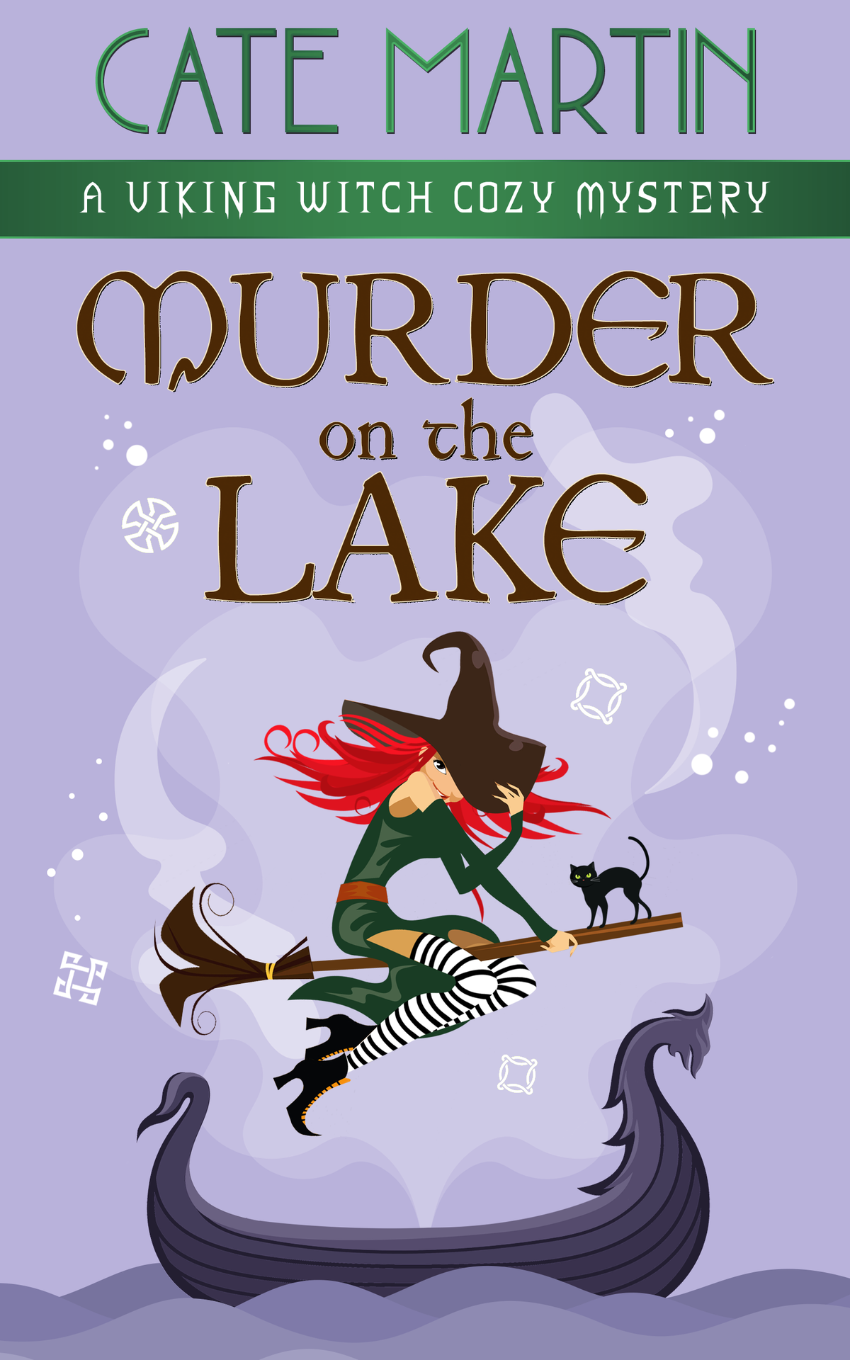 Murder on the Lake: A Viking Witch Cozy Mystery