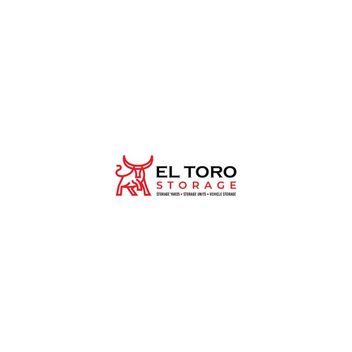 Logo Design for El Toro Storage