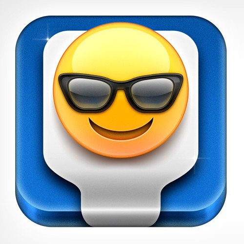New Emoji iOS App Icon