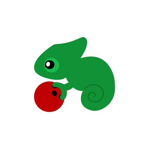 bowling chameleon