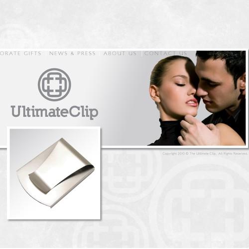 New Luxury Brand's Website