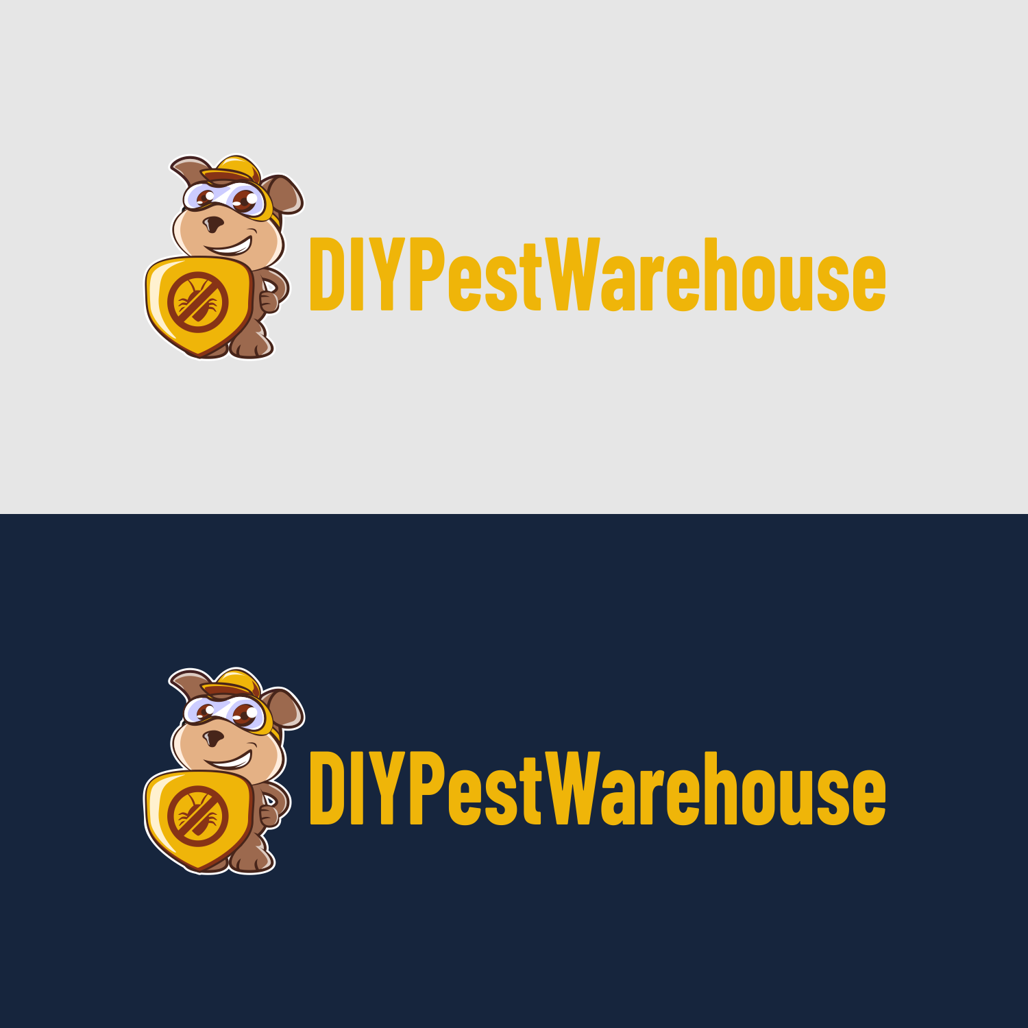 Logo for E-Commerce site that sells pesticides / chemicals for DIY people.