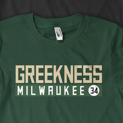 T shirt Greekness Milwaukee