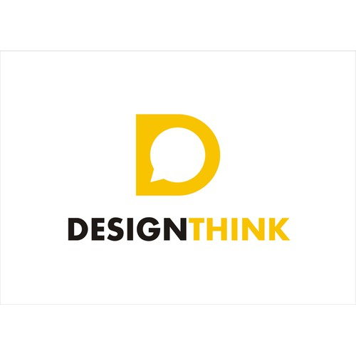 Help DesignThink with a new logo