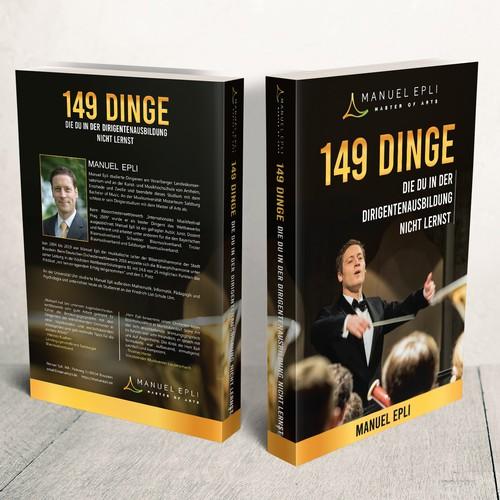 Book cover '149 DINGE DI DU IN DER DIRIGENTENAUSBILDUNG NICHT LERNST'