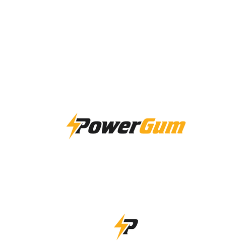 Bold Logo for sports caffeinated gum
