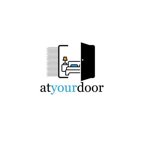 Logo for a New E-Commerce Bedroom Store