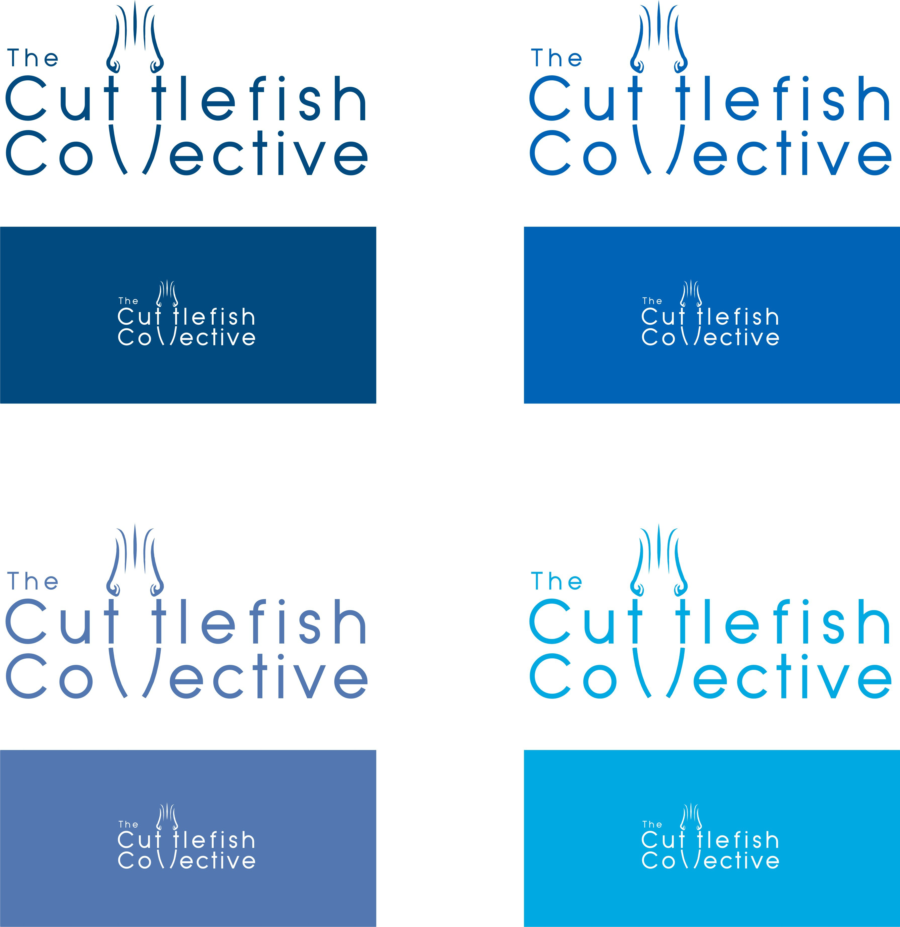 An innovative, slick and clean logo for a natural history exhibition company