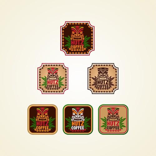Hutz Coffee needs a new logo