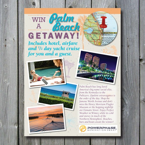 Poster for Vacation Getaway