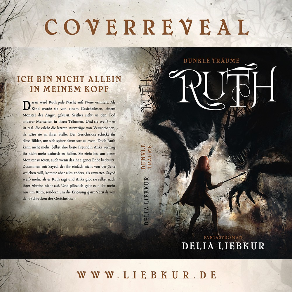 """Ruth - dunkle Träume"""
