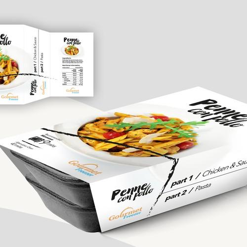 Packaging para comida preparada