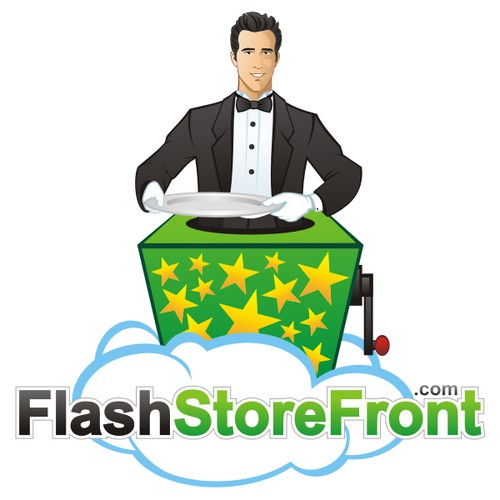 FlashStorefront.com needs a new logo