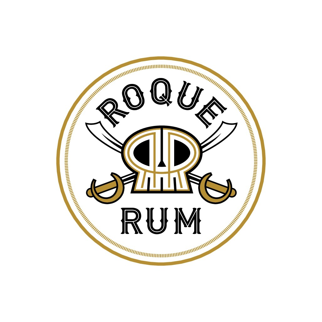 Crie um design de logotipo para Roque Rum