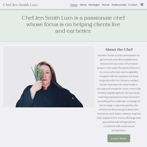 Chef Jen Smith Lum