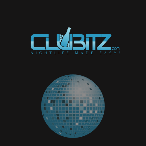 Clubitz - Nightlife made easy | LOGO DESIGN