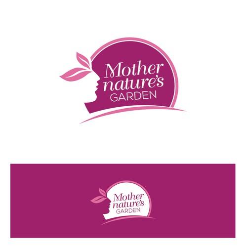 Mother Nature Garden Logo