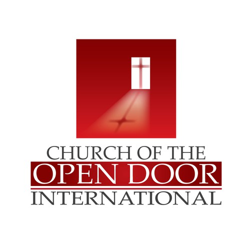 Help Church of the Open Door, International with a new logo