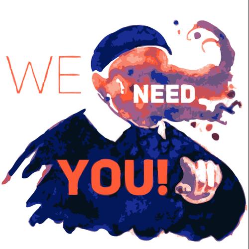 recruitment illustration