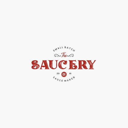 "Design Logo for ""The Saucery"""