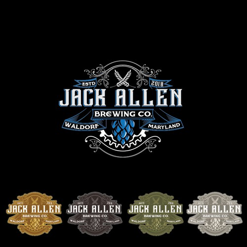 Jack Allen Brewing co.