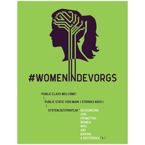 #WomenInDevOrgs