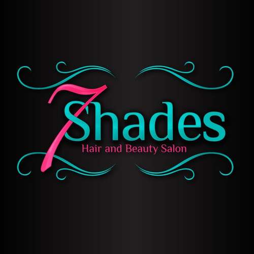 logo for 7 Shades