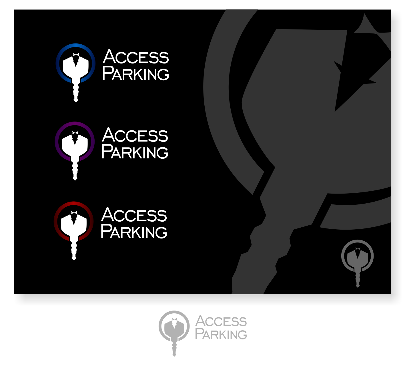 New logo wanted for Access Parking